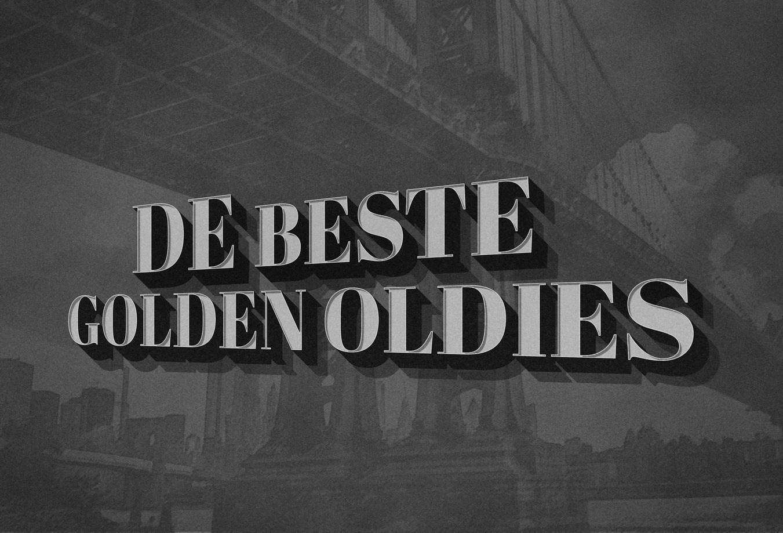 Onze programmering: DE beste golden oldies